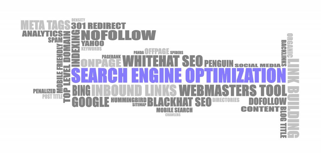 Dallas Search Engine Graph